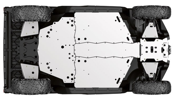Can-Am Defender Skid Plates