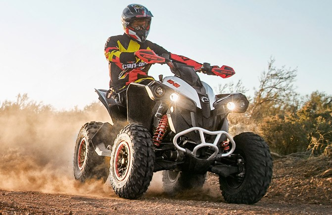 Can-Am Renegade 850