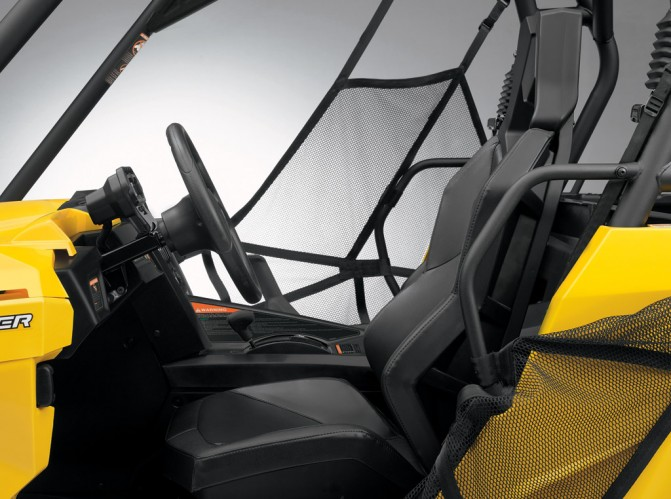 Can-Am Commander Seat