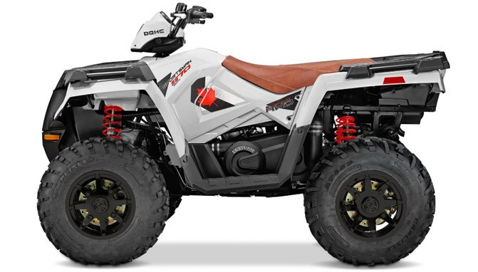 2016 Sportsman 570 EPS Canadian Limited Edition