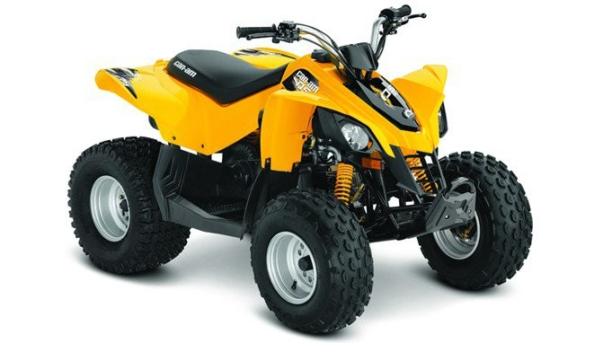 Can-Am DS 90 Youth
