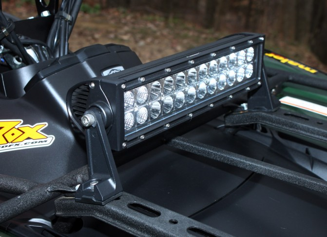 Open Trail Lightbar