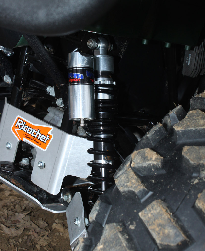 Yamaha Grizzly Sport-Touring Project - ATV com