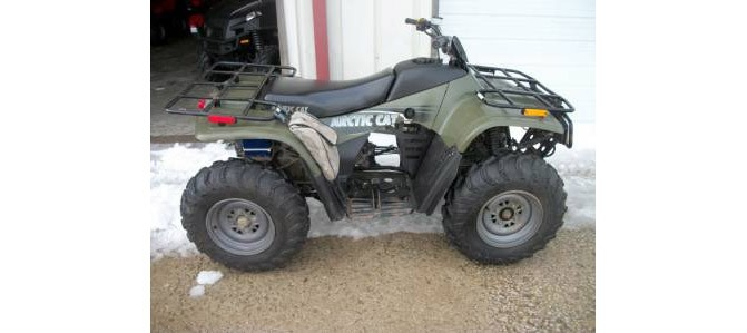Arctic Cat 250