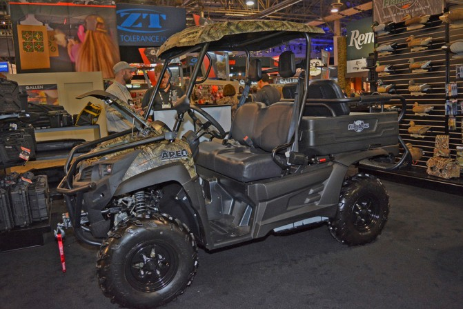Flambeau Electric UTV