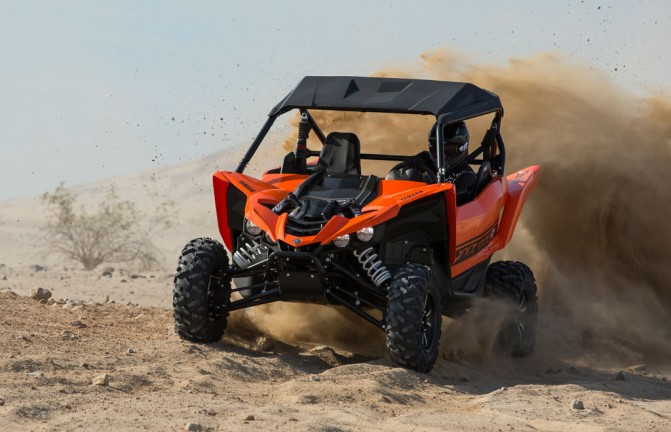 2016 Yamaha YXZ1000R Orange