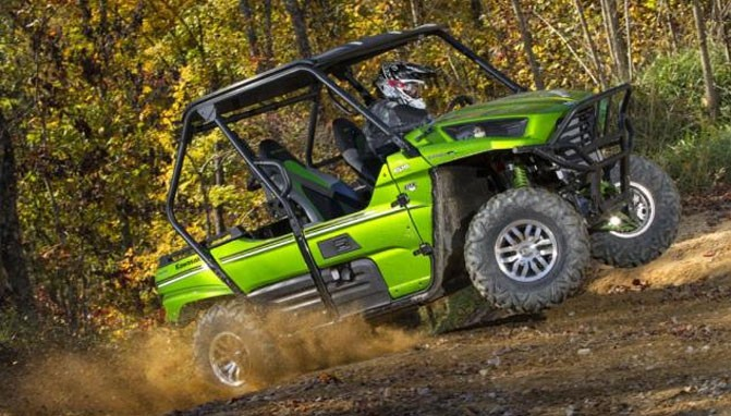 You May Soon Be Required to Buckle Up in a Kawasaki UTV