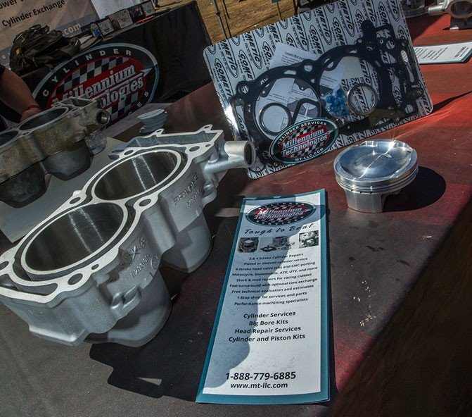 High Lifter Mud Nationals Engine Parts