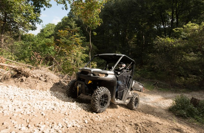 Illinois UTV Trails