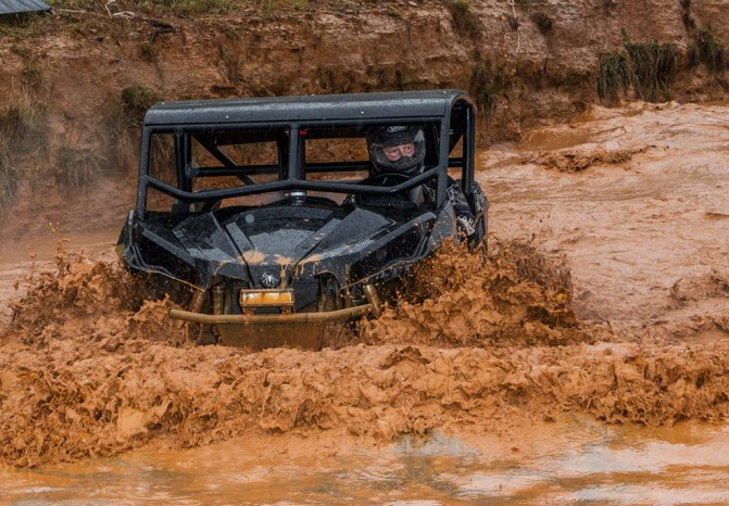 Mud Nationals UTV Action