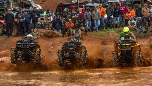 2016 High Lifter ATV Mud Nationals Report