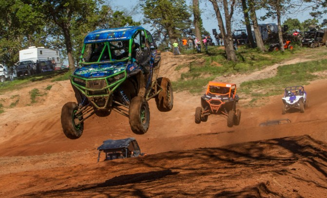 Mud Nationals UTV Race