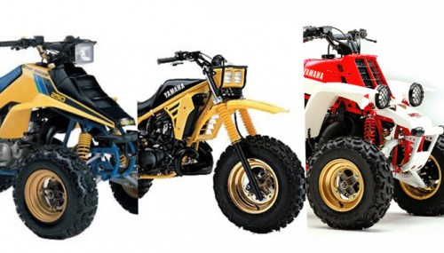 Survey: What's Your Favorite 2-Stroke ATV From the 1980s?