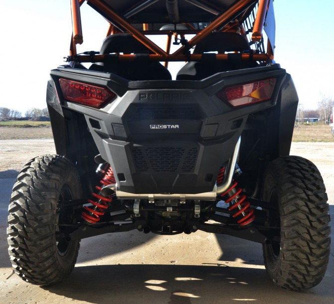 Barkers Performance 2015 Polaris RZR 900