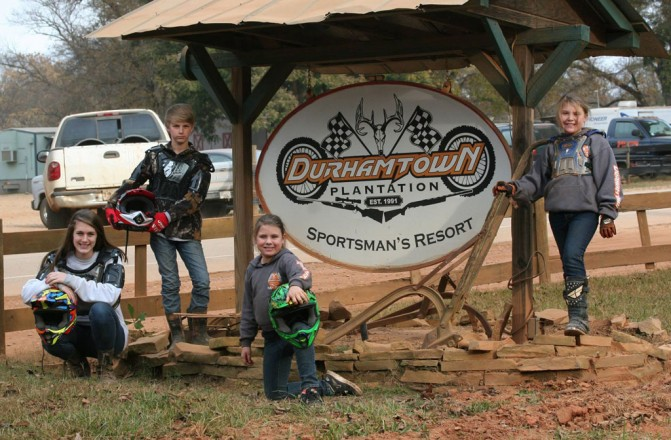 Durhamtown Young Riders