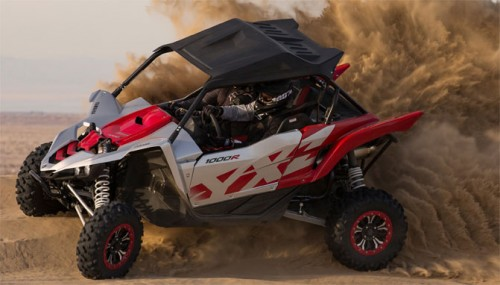Yamaha Hints at a Sport UTV That Leans