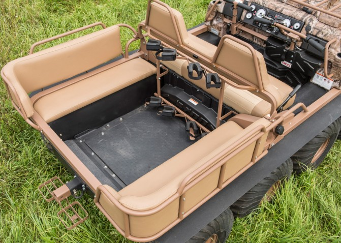 2016 Argo Outfitter 8x8 Rear