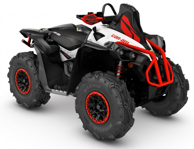 2017 Can-Am Renegade 570 X mr