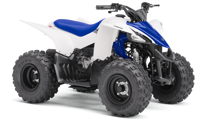 2017 Yamaha YFZ50 Preview - ATV com