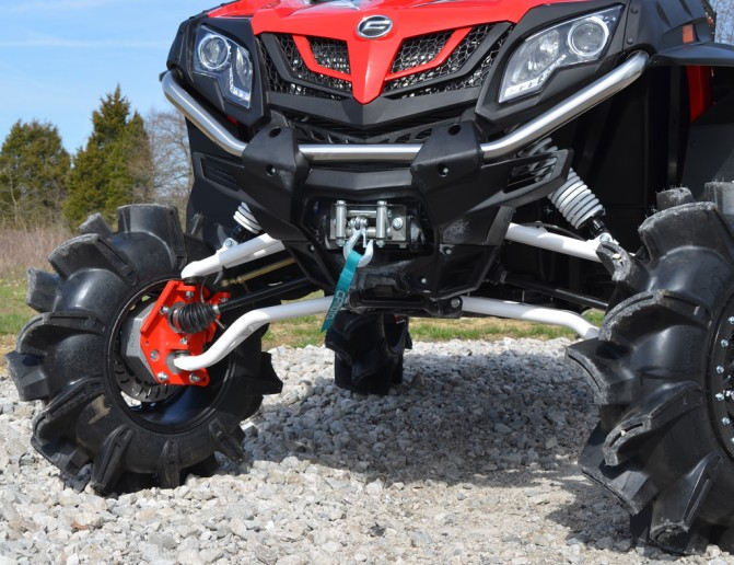 CFMOTO Super ATV Front Suspension