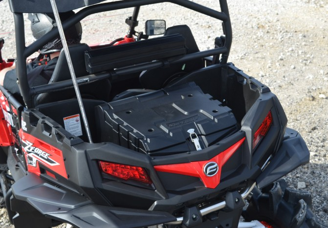 CFMOTO Super ATV Cargo Bed