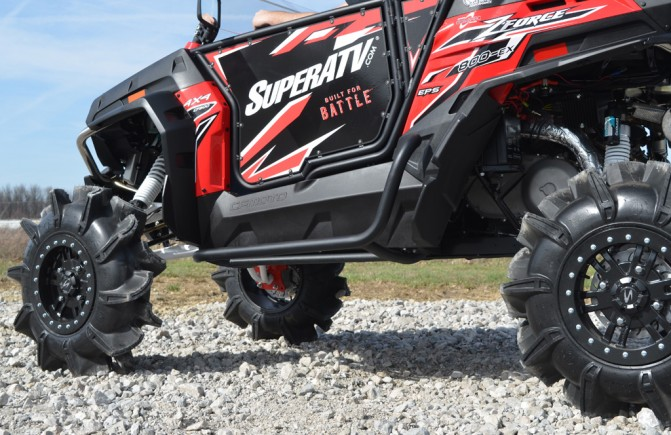 CFMOTO Super ATV Profile