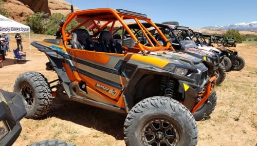 Innovative Products Spied at 2016 Rally on the Rocks