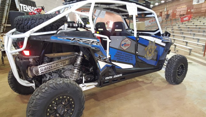 Search and Rescue RZR