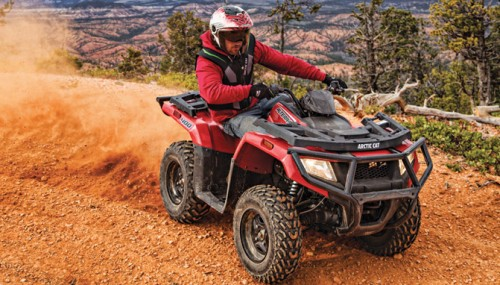 Arctic Cat Drops ATV Prices for 2017