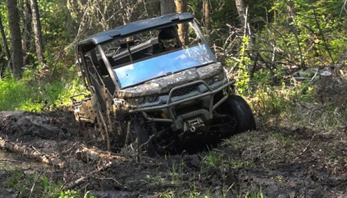 2017 Can-Am Defender Mossy Oak Hunting Edition Review