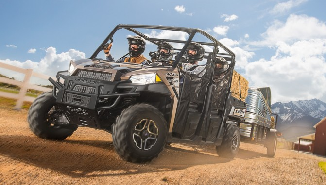 2017 Polaris Ranger Crew XP 1000