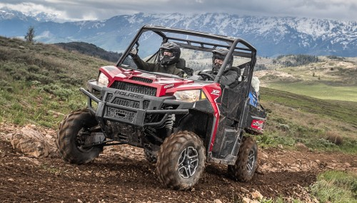 Polaris Introduces New Ranger XP 1000 and Crew XP 1000