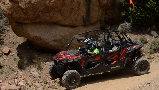 Polaris RZR 4 Turbo