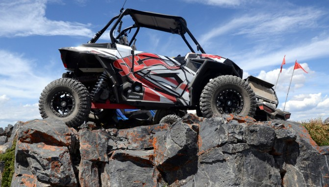 Starting Line Products RZR