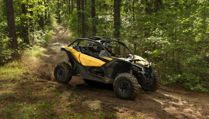 2017 Can-Am Maverick X3 X DS Action Trail