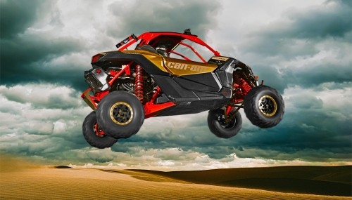 2017 Can-Am Maverick X3 Preview