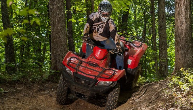 ATV Safety Gear