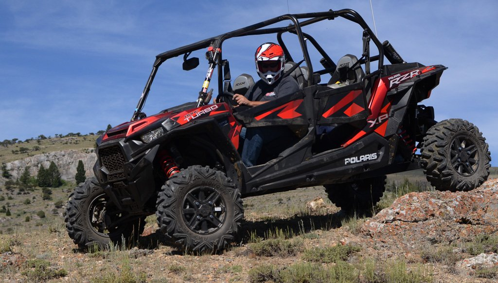 2016 Polaris RZR XP 4 Turbo Moab