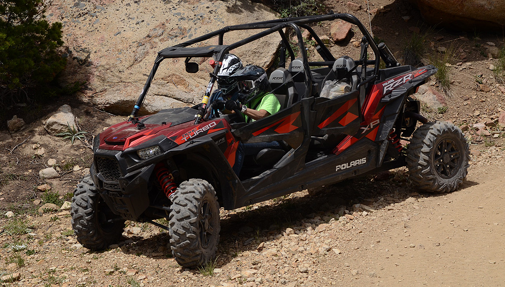 2016 Polaris RZR XP 4 Turbo EPS