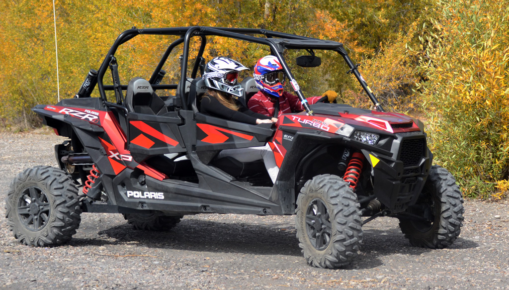 Polaris    Recalls 201617 RZRs and Generals Due to Burn and