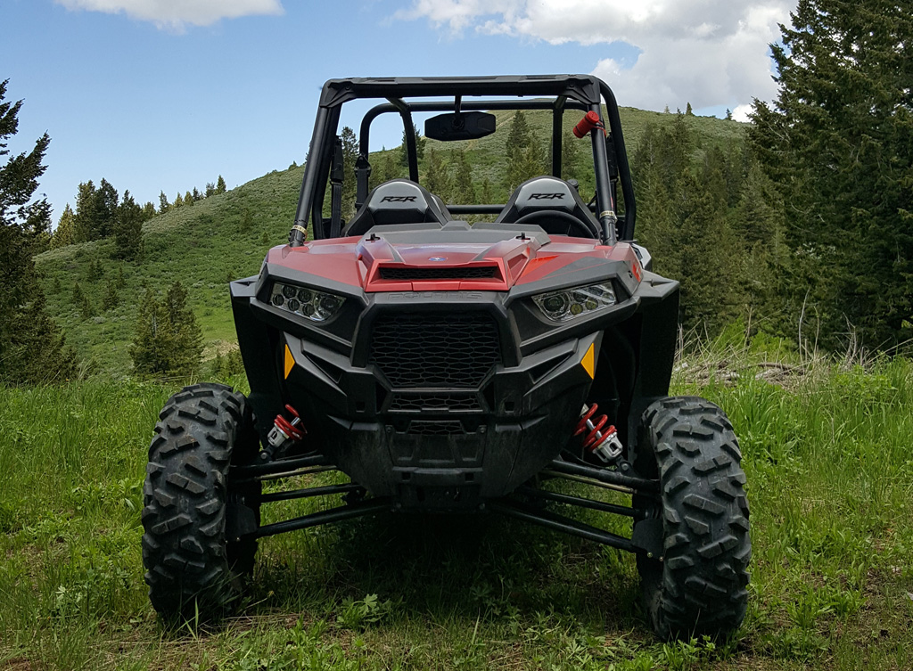 2016 Polaris RZR XP 4 Turbo Front