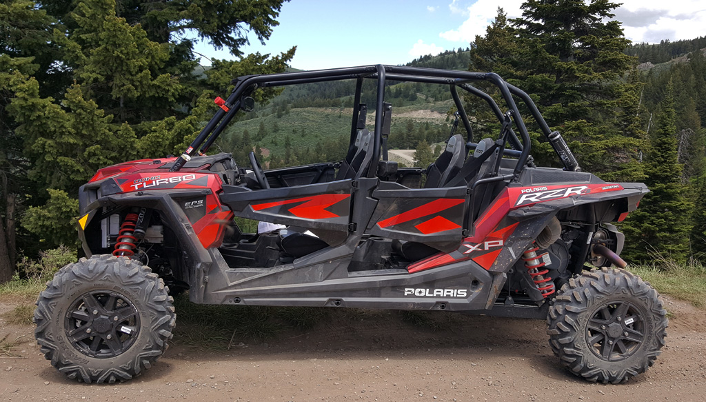2016 Polaris RZR XP 4 Turbo Profile