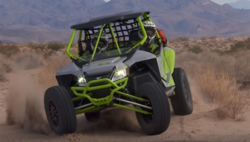 2017 Arctic Cat Wildcat X with RG Pro Suspension + Video