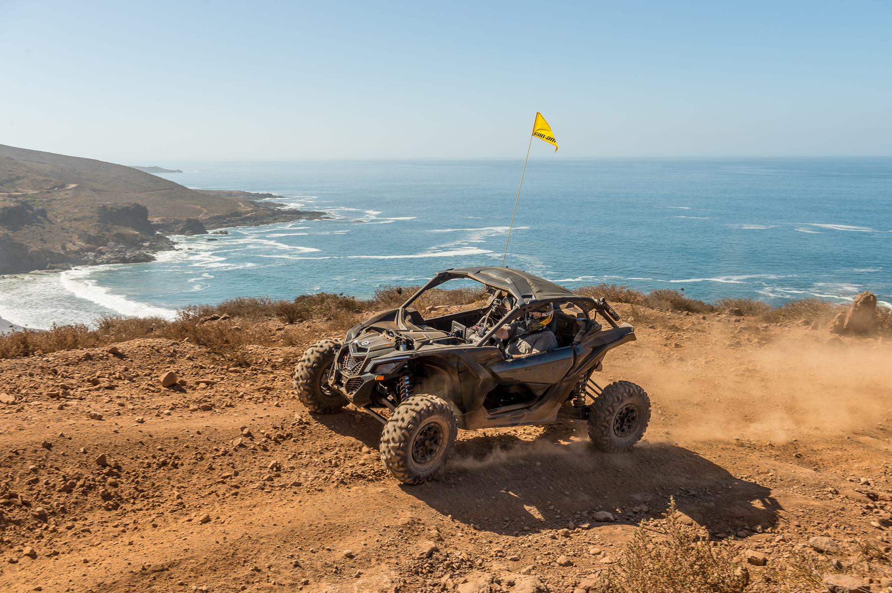 2017 Can-Am Maverick X3 X rs Turbo Action Right