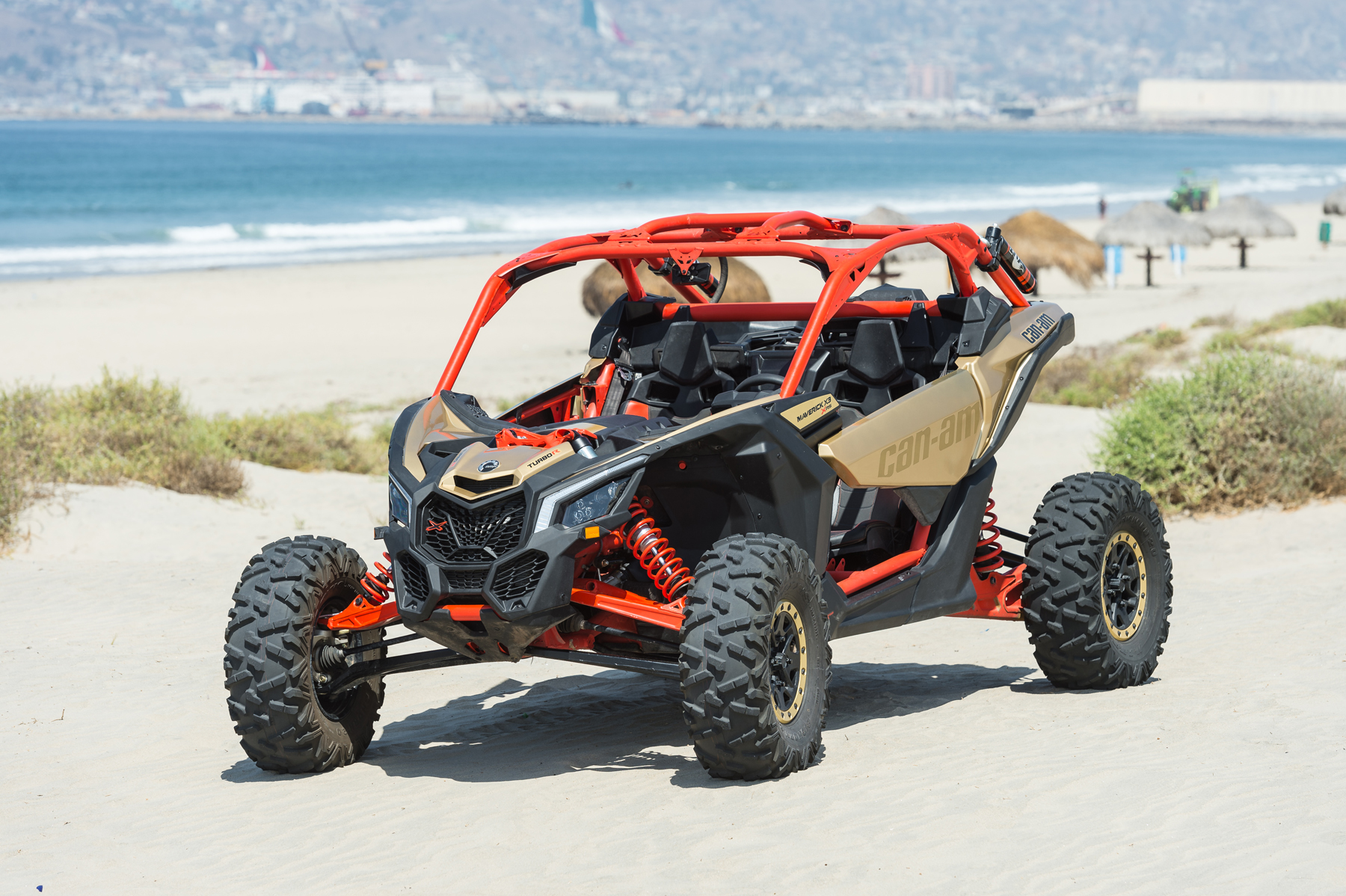 2017 Can-Am Maverick X3 X rs Turbo Beauty