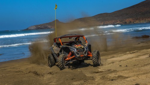 2017 Can-Am Maverick X3 X rs Turbo R Review