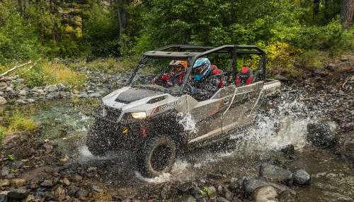 2017 Polaris General 4 Review