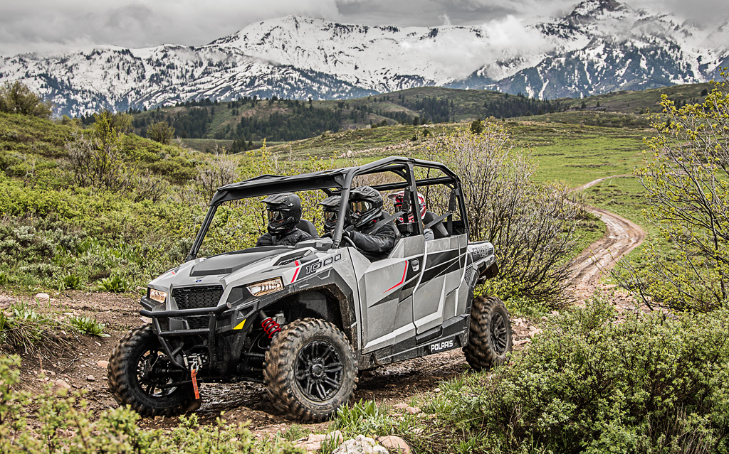2017 Polaris General 4 Mountains