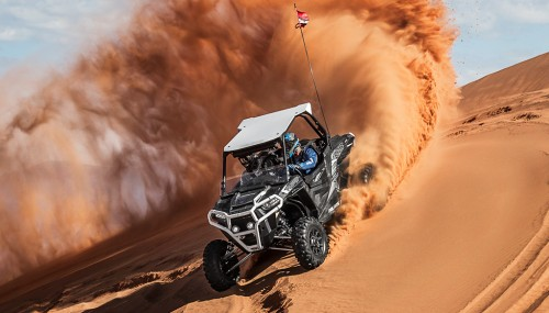 168-Horsepower 2017 Polaris RZR XP Turbo Models Revealed