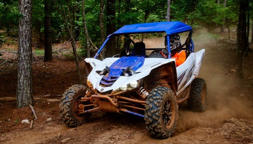 2017 Yamaha YXZ1000R SS Review + Video